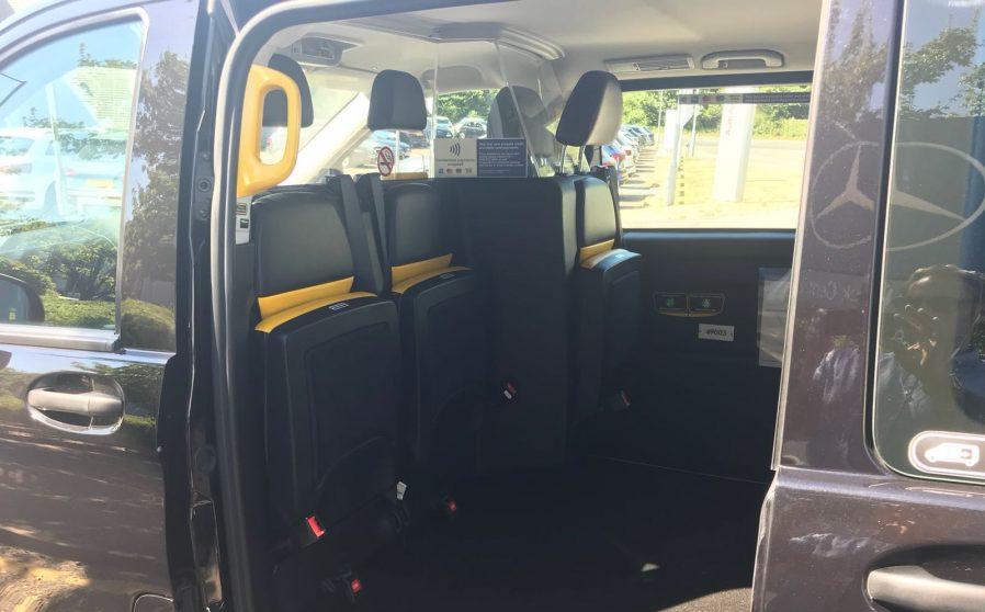 Taxi Sales